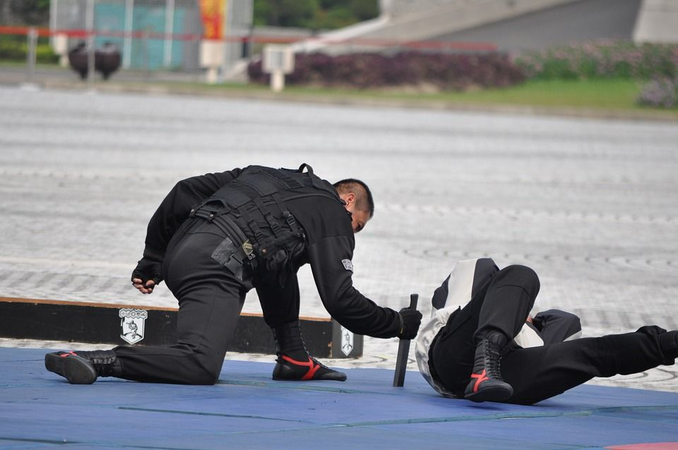 El Combate de Suelo SDP. Profesionales de la Seguridad.