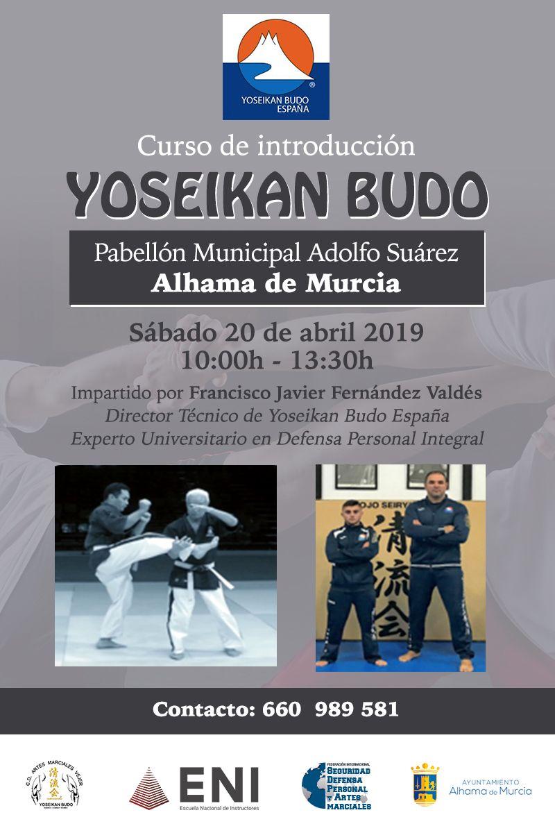 Introducción al Yoseikan Budo en Murcia.