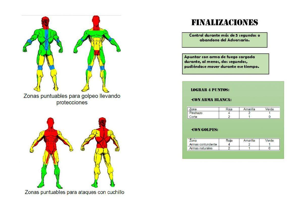 CCC-INL Deportivo. Combate de Oportunidad.